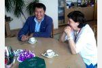 «Эжер Малчинов нанес дружественный визит в Хакасию»