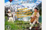Эмиль и Радмила Теркишевы презентуют новый альбом видеоклипов о заповедной природе Алтая